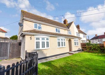 Thumbnail 4 bed semi-detached house for sale in Giffords Cross Road, Corringham, Stanford-Le-Hope
