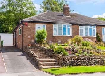 Thumbnail 2 bed semi-detached bungalow for sale in Woodhill Road, Cookridge