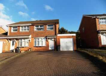 Thumbnail 3 bedroom semi-detached house for sale in Marsh End, Kings Norton, Birmingham