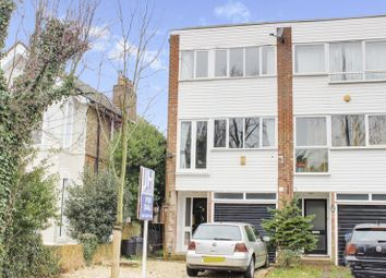 Thumbnail 4 bed town house for sale in Wellington Road, Enfield