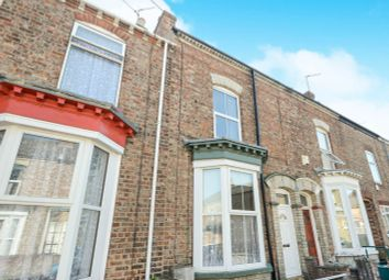Thumbnail 5 bedroom terraced house for sale in Nicholas Street, York