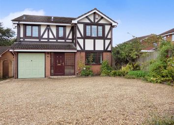 Thumbnail 4 bedroom detached house for sale in Grebe Close, Telford, Shropshire