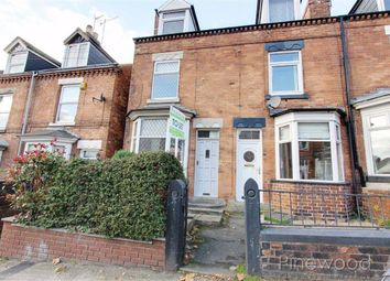 Thumbnail 3 bed end terrace house to rent in Rutland Road, Chesterfield, Derbyshire