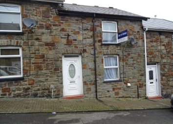 Thumbnail 2 bed terraced house for sale in Hill Street, Ogmore Vale, Bridgend