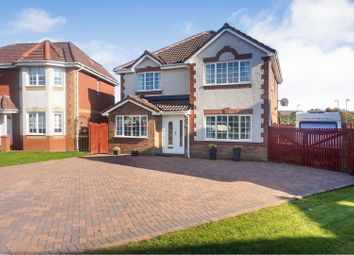Thumbnail 4 bed detached house for sale in Balvenie Drive, Carfin, Motherwell