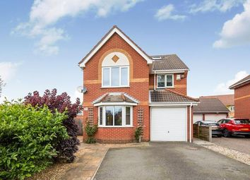 Thumbnail 5 bed detached house for sale in Coniston Gardens, ., Ashby-De-La-Zouch, Leicestershire