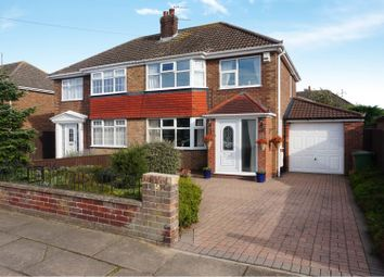 Thumbnail 3 bed semi-detached house for sale in Worlaby Road, Scartho