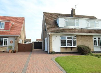 Thumbnail 3 bed property for sale in Ravenhill Close, Cleethorpes