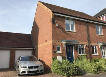 Thumbnail 2 bed semi-detached house for sale in Lundy Walk, Hailsham