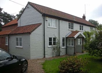 Thumbnail 4 bed cottage to rent in Hall Road, Barton Turf, Norwich