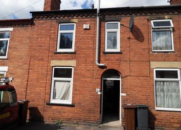 Thumbnail 2 bedroom terraced house to rent in Eastfield Street, Lincoln