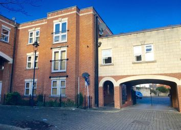 Thumbnail 2 bed flat for sale in Godwin Court, Swindon