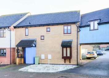 Thumbnail 3 bed terraced house for sale in Bulmer Close, Broughton, Milton Keynes, Bucks