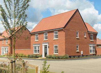 """Thumbnail 4 bedroom detached house for sale in """"Avondale"""" at Flaxland Way, Corby"""