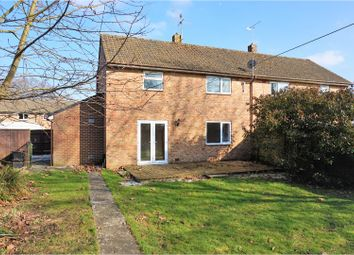 Thumbnail 3 bed semi-detached house for sale in Whittle Avenue, Calne