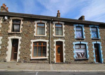 Thumbnail 3 bedroom terraced house for sale in Miles Street, Maerdy, Ferndale