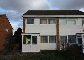 Thumbnail 3 bed semi-detached house for sale in Forest Hill, Maidstone