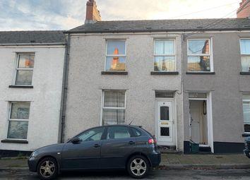 Thumbnail 3 bed terraced house for sale in Alexander Street, Rhymney, Tredegar