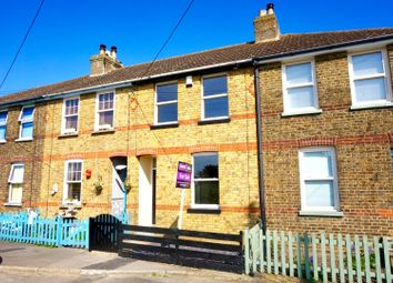 Thumbnail 3 bed terraced house for sale in Grain Road, Middle, Stoke, Rochester
