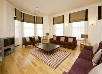 Thumbnail 4 bed flat to rent in Prince Of Wales Terrace, London