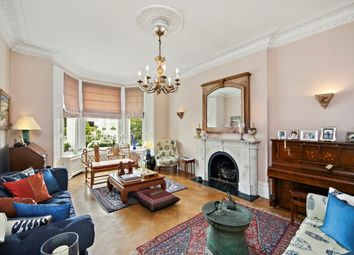 Thumbnail 5 bed flat to rent in Argyll Road, Kensington