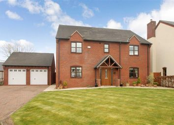 Thumbnail 4 bed property for sale in Inch Murrin, St. Martins, Oswestry
