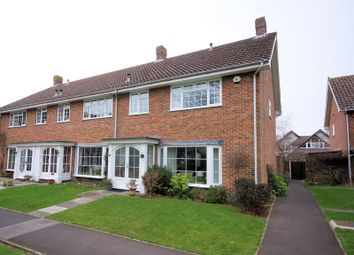 Thumbnail 4 bed end terrace house for sale in Lodge Gardens, Alverstoke, Gosport