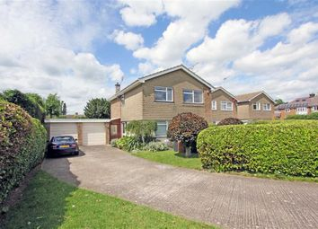 Thumbnail 4 bedroom detached house for sale in Brookside, Hatfield