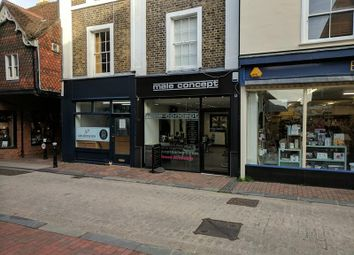 Thumbnail Commercial property for sale in 15 Cliffe High Street, Lewes, East Sussex
