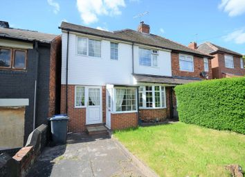 Thumbnail 3 bed semi-detached house for sale in 25 Basford Street, Sheffield