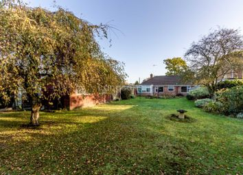Thumbnail 3 bed detached bungalow for sale in Hale Road, Necton, Swaffham