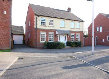 Thumbnail 4 bed detached house for sale in Deadmans Lane, Greenham, Thatcham