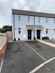 Thumbnail 2 bedroom end terrace house to rent in Turnberry Close, Hubberston, Milford Haven