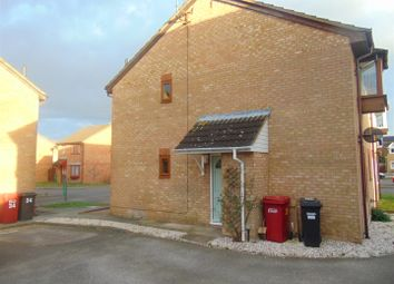 Thumbnail 1 bed terraced house to rent in Bader Gardens, Cippenham, Slough