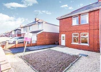 Thumbnail 3 bed semi-detached house for sale in Highfield Park, Maltby, Rotherham