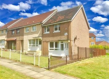 Thumbnail 2 bed end terrace house for sale in Tay Court, Moodiesburn, Glasgow