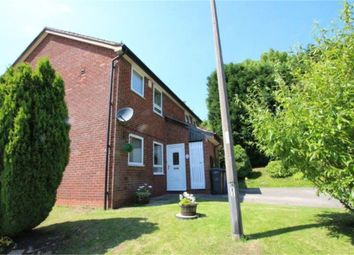 Thumbnail 1 bed maisonette to rent in Heenan Grove, Lichfield, Staffordshire