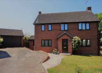 Thumbnail 5 bed detached house for sale in Gurdon Road, Grundisburgh