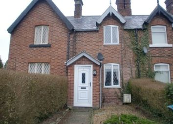 Thumbnail 2 bed property to rent in Bangor Road, Marchweil