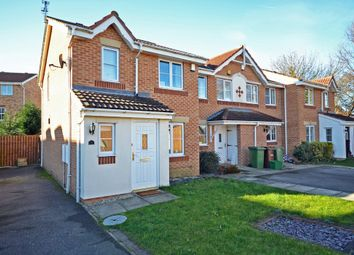 Thumbnail 3 bed town house for sale in Kirkcaldy Fold, Normanton