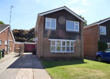 Thumbnail 3 bed detached house for sale in Lowes Avenue, Warwick