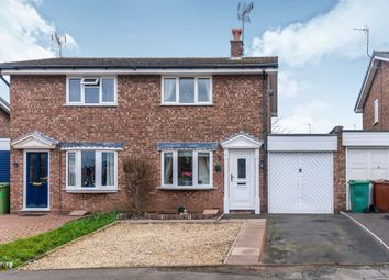 Thumbnail 2 bed semi-detached house for sale in Elton Way, Gnosall, Stafford