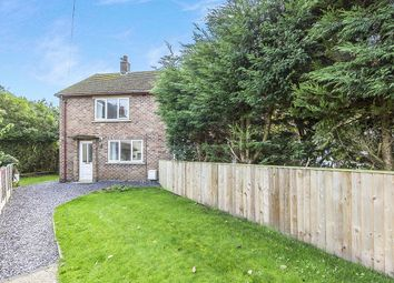 Thumbnail 2 bed semi-detached house to rent in Knowsley Crescent, Weeton, Preston