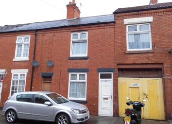 Thumbnail 3 bed terraced house for sale in Flax Road, Belgrave, Leicester