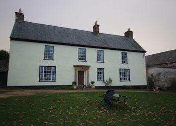 Thumbnail 3 bedroom farmhouse to rent in Leigh Barton Farm, Roadwater
