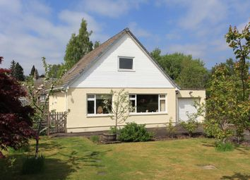 Thumbnail 3 bed detached house for sale in Lennoch Circle, Comrie