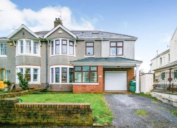 4 bed semi-detached house for sale in Tynewydd Road, Barry CF62
