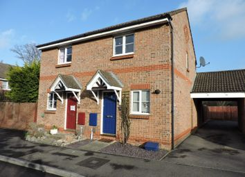 Thumbnail 2 bed end terrace house to rent in Arabian Gardens, Whiteley, Fareham