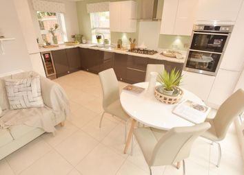 """Thumbnail 4 bed detached house for sale in """"Alnwick"""" at Rykneld Road, Littleover, Derby"""