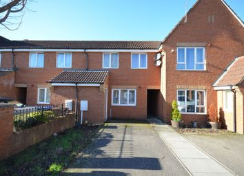 Thumbnail 3 bed terraced house to rent in Pomfret Arms Close, Northampton